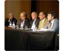 """Mesa redonda: """"¿Necesita España un cambio en su estructura territorial?"""""""