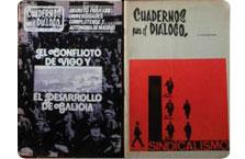 """Conmemoración del 50 aniversario de la revista """"Cuadernos para el Diálogo"""""""