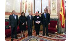 Delegación egipcia